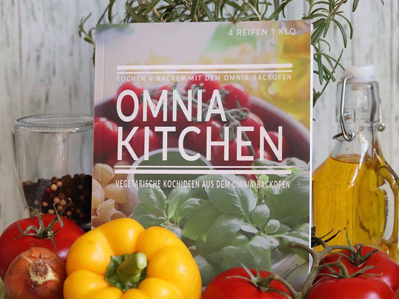 Vegetarisches Omnia-Backofen